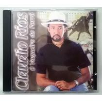 Cd Claudio Rios - Coleção Forró Das Antigas