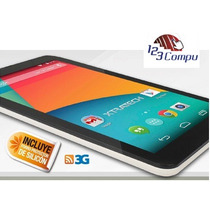 Tablet Xtratech 7 Iguanapad Doble Cam 3g-fm-8gb Android