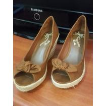 Zapatos Bershka De Dama Talla 36