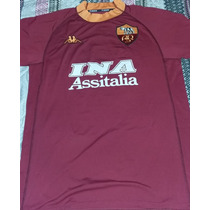Camiseta La Roma-portugal - Envio Gratis