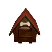Preciosa Casa Para Mascota. Tamaño Mini.