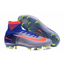 Chuteira Nike Mercurial Superfly V Fg Spark Brilliance Nova
