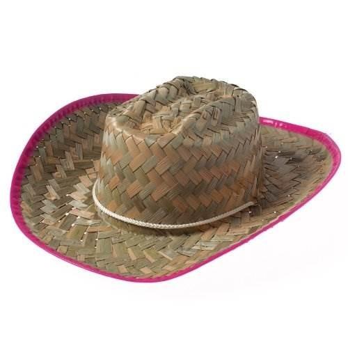 Sombreros De Vaquera - Sombrero De Vaquero De Paja Para Niña -   60.835 en Mercado  Libre c36b1254b4d