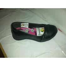 Zapatos Colegiales Vita Kids Niñas Niños Nuevos
