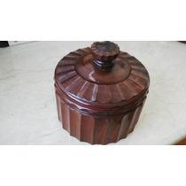 Caja De Madera Palo Santo Original Tallada A Mano Artesanal