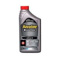 Óleo Motor 5w30 Texaco Havoline Ultra S Sintético