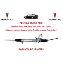 Caja Direccion Hidraulica Cremallera Pontiac Grand Prix 1999