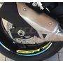 Adesivo Roda Moto Suzuki Gsr 750 Personalizada. Rodao Adsiva
