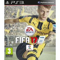 Fifa 17 Ps3 + Ultimate Team + Pase En Linea