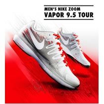 Zapatillas Vapor Zoom 9.5 Tour - Tenis - Federer - Cons Desc