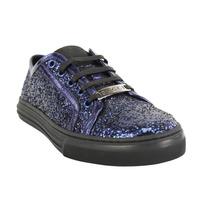 Zapatos Gucci Azules