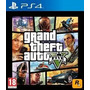 Gta V - Gta 5 - Grand Theft Auto 5 - Ps4 - Fisico - Depot -