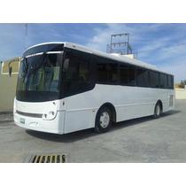 4 Autobuses Panorámicos, Con Aire Acondicionado