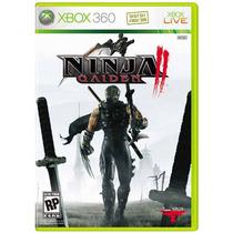 Juego Ninja Gaiden 2 Xbox 360 Usado Blakhelmet C
