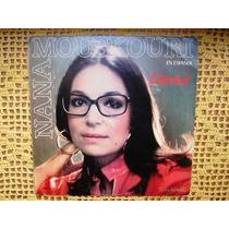 Nana Mouskouri / Libertad En Español - Lp De Vinilo