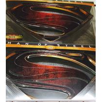 Superman Man Of Steel El Hombre De Acero Coleccion Bluray 3d