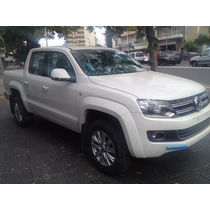Amarok 4x4 Highline Pack Manual My16 Alra Vw Tasa 0% C/dni