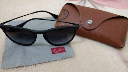 Óculos De Sol Ray Ban Erika Pfosco Rb4171 622 8g 3n Original - R ... c8126a47d4
