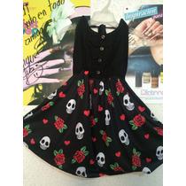 Vestido Cherry Look