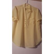 Camisas Gasa Mangas Cortas Liquidacion T 4 Al 7 $ 440