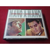 Javier Solis Y Chucho Sanchez - Mano A Mano - Fatbox 2 Cds