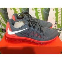 Tenis Nike Air 100% Originales Air Max 2015 Profesional