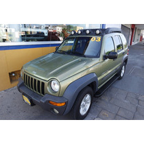 Jeep Liberty Sport, Excelente Kilometraje Promedio Por Año!
