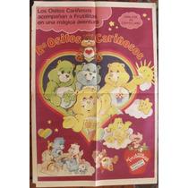 Afiche Original De Cine - Los Ositos Cariñosos -