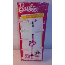 Microfono Barbie Techno C/dvd Y Conexión De Mp3