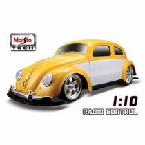 Volkswagen Beetle/fusca (1951) Maisto Controle Remoto 1:10