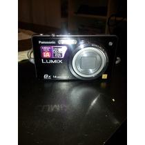 Camara Panasonic Lumix 8x 14 Mega Pixels