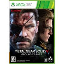 Juego Xbox 360 Metal Gear Solid 5 - Tecsys