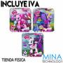 Muñecos Mi Pequeño Pony Fashion - 24985221a