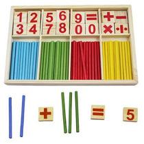 Kit De 3 Juegos Montessori Madera Preescolar Envio Gratis
