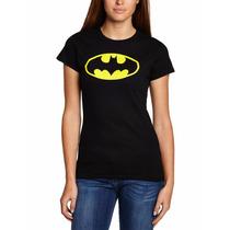 Camisas Franelas Batman Batichica Para Mujer