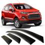 Jgo Deflectores Ventanilla Ford Ecosport Kinetic Del+trasero
