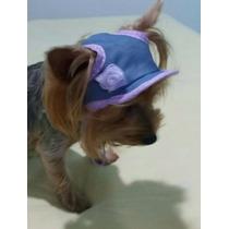 Boné Moda Pet Cães Cachorro Acessórios Cabeça Chapéu