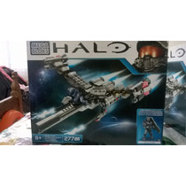 Halo Megablocks 277pz Nave