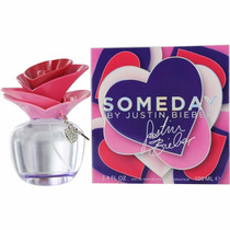 Perfume Original Someday Dama 100 Ml Justin Bieber