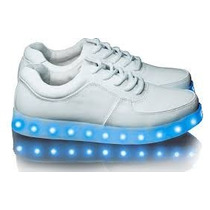 Zapatillas Led Blancas 35 Al 41