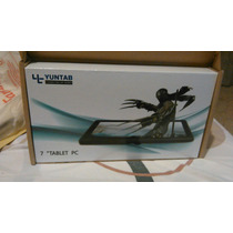 Tablet Pc Yuntab 7 Nueva