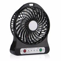 Mini Ventilador Veicular Usb Portátil Potente 3 Velocidades