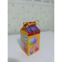 Caixa De Leite / Milk - Peppa Pig