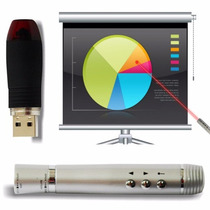 Puntero Laser Presentador Inalambrico Prezi Powerpoint Emaze