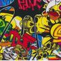 Animado - D06 - Graffiti - Ancho: 0,50m