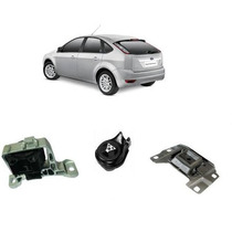 Kit Coxim Motor E Cambio Ford Focus Duratec 2.0 16v 2009/...