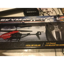 Helicóptero Control Remoto Inalámbrico