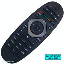 Controle Remoto Lcd Led Philips Serie3000 42pfl, 47pfl3007d