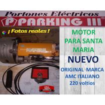 Motor Porton Santa Maria 180 Kg O Para Santa Maria De 4 Mts