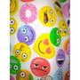 Emoji Colores Lona